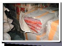 хранение икры ООО;Камчатская рыба;